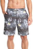 Tommy Bahama Baja Twilight Tropics Swim Trunk