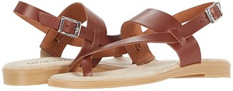 Cordani Gretta (Brown Leather) Women's Sandals