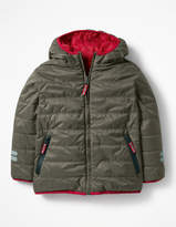 Boden Reversible Puffer Jacket