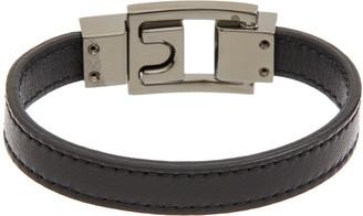 Saint Laurent Betty Leather Bracelet