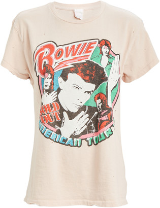 MadeWorn Bowie Graphic T-Shirt