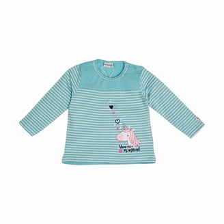 Salt&Pepper Salt & Pepper Baby Girls' Longsleeve Dream Stripe Shirt