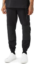 Topman Men's Aaa Collection Lace Up Jogger Pants