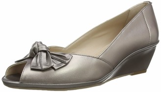 Van Dal Womens Florida II Low Wedge Peep Toe Sandal