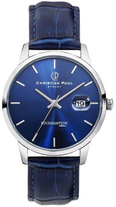 Christian Paul RHN4031 Rockhampton Silver