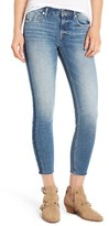 Vigoss Women's Panel Crop Skinny Jeans