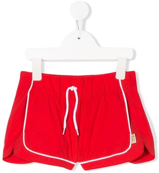 Little Marc Jacobs Piped Mini Shorts