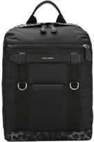 Dolce & Gabbana Mediterraneo backpack - men - Leather/Nylon - One Size