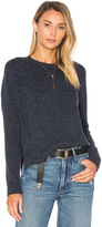 Autumn Cashmere Crew Neck Sweater