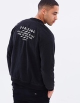 Silent Theory Blade Bomber Jacket