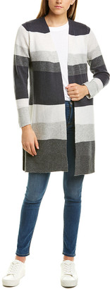 Hannah Rose Wool & Cashmere-Blend Duster