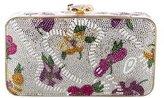 Judith Leiber Crystal-Embellished Clutch