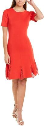 Sachin + Babi Serra A-Line Dress