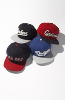 American Needle 'Boston Red Sox - Flynn' Snapback Cap