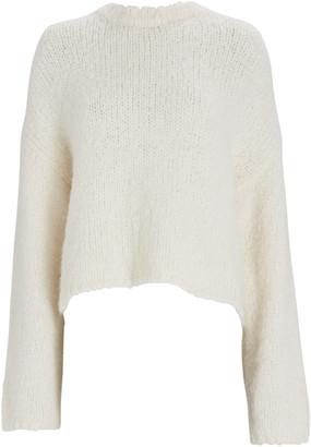 3.1 Phillip Lim Alpaca-Wool Crewneck Sweater