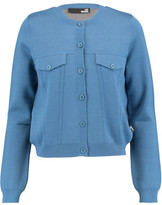 Love Moschino Wool-Blend Cardigan