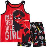 Disney Incredibles 2 Pajama Set Girls