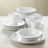 Crate & Barrel Marbury 16-Piece Dinnerware Set