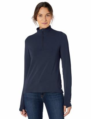 Carhartt Women's Force Delmont Quarter Zip Shirt