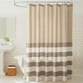 JCP EVERYDAY jcp EVERYDAYTM Resort Herringbone Shower Curtain