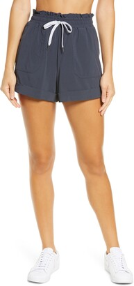 Zella Camp Shorts