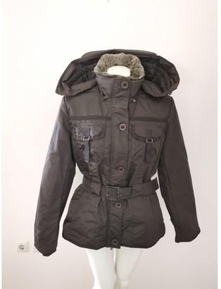 Gianfranco Ferre Brown Trench Coat for Women