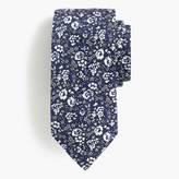 J.Crew Drake's® silk tie in floral print