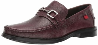 Marc Joseph New York Mens Leather Astoria Buckle Loafer