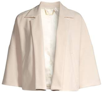 Trina Turk Hi Line Texture Counoise Jacket