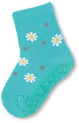 Sterntaler Baby Girls' Glitzer-Flitzer Sun Blumen Socks,7