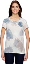 Alternative Womens Ideal Printed Eco-Jersey T-Shirt