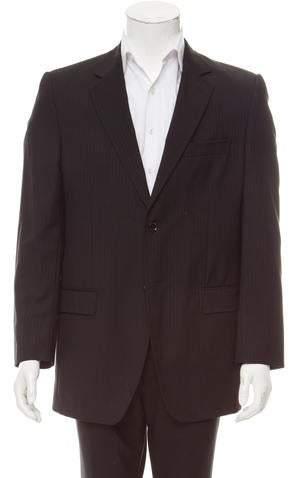Dolce & Gabbana Virgin Wool Two-Button Blazer