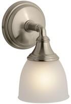 Kohler Devonshire 1-Light Bath Sconce Finish: Vibrant Brushed Bronze