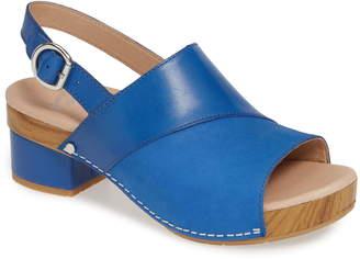 Dansko Madalyn Slingback Sandal