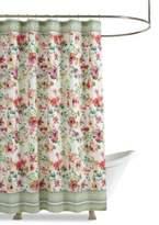 Jessica Simpson Watercolor Garden Shower Curtain