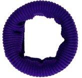 Alexander McQueen Wool Rib Knit Snood