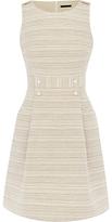 Karen Millen Neutral A-Line Dress, Neutral