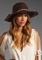 Michael Stars Tassel Rock Hat