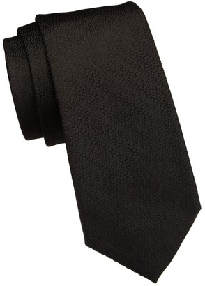 Giorgio Armani Jacquard Silk Tie