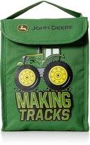 John Deere Boys' Making Tracks Foldable Lunch Bag