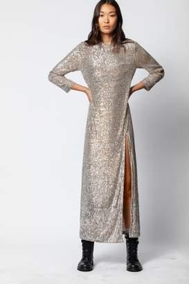 Zadig & Voltaire Rising Sequin Dress