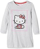 Hello Kitty Girl's Love Heart Pyjama T-Shirt