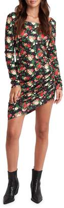 NA-KD Na Kd Squareneck Mini Dress