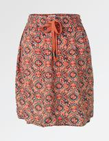 Fat Face Dana Jewel Geo Skirt
