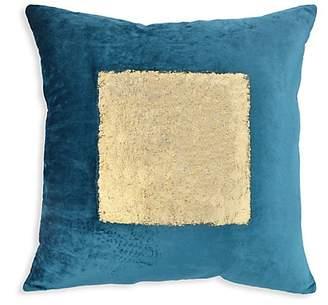 Callisto Home Home Foil Velvet Pillow