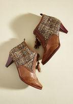 Irregular Choice Wants and Tweeds Heel in 42