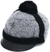 Bernstock Speirs fleece Rome hat