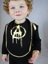 Rockabye Baby Rockabye-Baby Anarchy Baby Bib