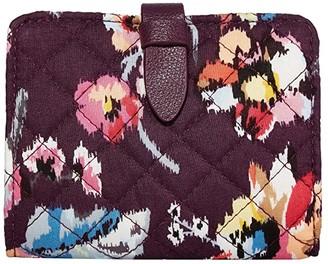 Vera Bradley RFID Small Wallet (Indiana Rose) Wallet Handbags