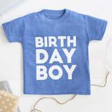 My 1st Years Boys Personalised Birthday T-shirt